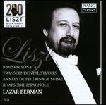 Liszt Bicentenary Edition, Vol. 7: Lazar Berman