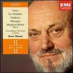 Liszt: Les Préludes; Tasso, Orpheus, Mazeppa, Mephisto Waltz No. 2
