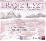 Liszt: Pièces Tardives