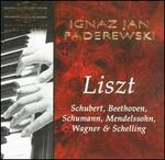Liszt, Schubert, Beethoven, etc.