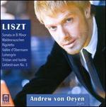 Liszt: Sonata in B minor; Waldesrauschen; Rigoletto; Etc.