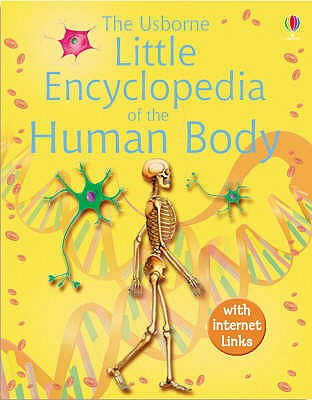 Little Book of the Human Body - Chandler, Fiona