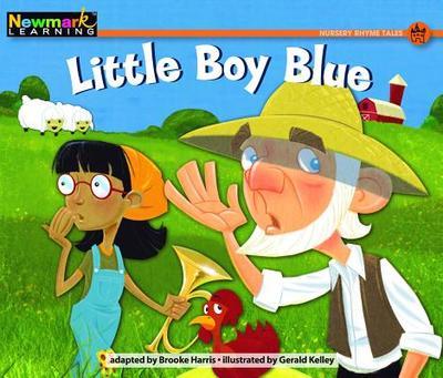 Little Boy Blue Leveled Text - Harris, Brooke