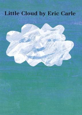 Little Cloud Board Book - Carle, Eric