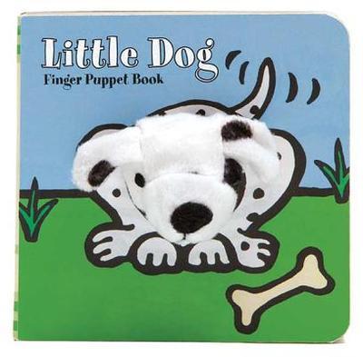 Little Dog: Finger Puppet Book - Put, Klaartje Van Der, and Image Books, and Imagebooks