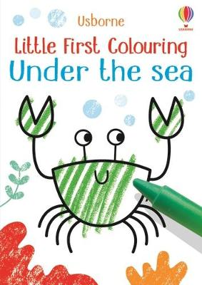 Little First Colouring Under the Sea - Robson, Kirsteen
