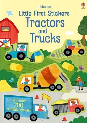Little First Stickers Tractors and Trucks - Watson, Hannah