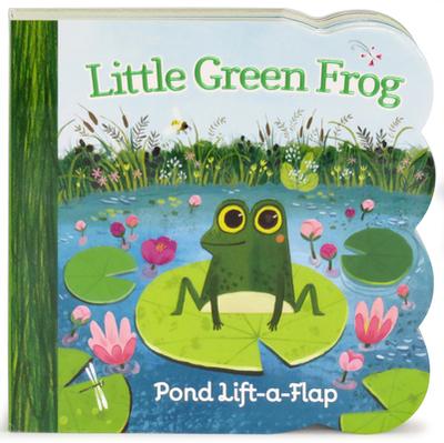 Little Green Frog - Swift, Ginger, and Demidova, Olga (Illustrator), and Cottage Door Press (Editor)