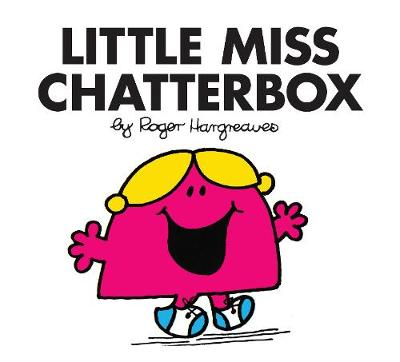 Little Miss Chatterbox - Hargreaves, Roger