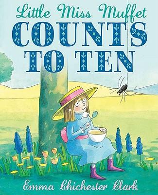 Little Miss Muffet Counts to Ten -