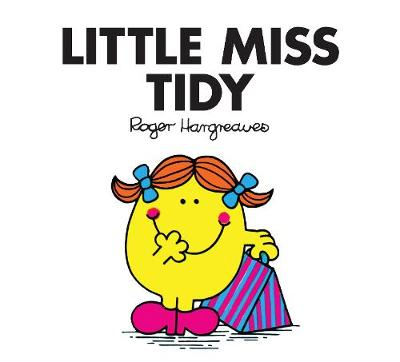 Little Miss Tidy - Hargreaves, Roger