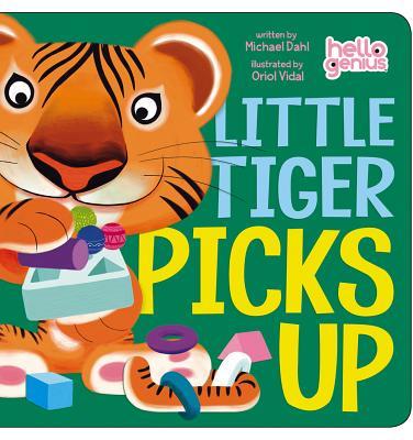 Little Tiger Picks Up - Dahl, Michael