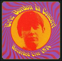 Live 17th October 1974 - Eric Burdon