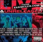 Live and Unreleased from Farmclub.com - Various Artists