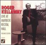Live at Maybeck Recital Hall, Vol. 11