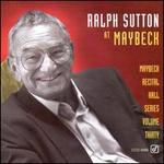 Live at Maybeck Recital Hall, Vol. 30