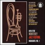 Live at the Monterey Jazz Festival: Highlights, Vol. 1 - Various Artists