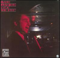 Live At Vine Street - Dave Frishberg
