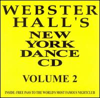 Live at Webster Hall, Vol. 2: NY Dance - Various Artists