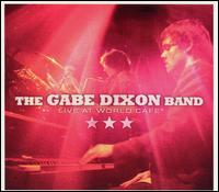 Live at World Cafe - The Gabe Dixon Band