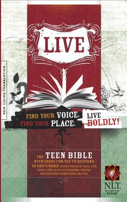 Live Bible-NLT - Tyndale (Producer), and Group Publishing (Producer)