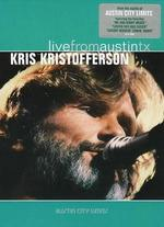 Live From Austin TX: Kris Kristofferson