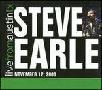 Live from Austin TX November 12, 2000 - Steve Earle