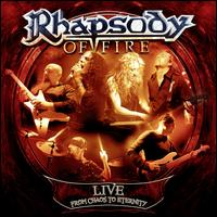 Live: From Chaos to Eternity - Rhapsody of Fire