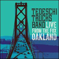 Live from the Fox Oakland [CD/Blu-ray] - Tedeschi Trucks Band