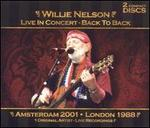 Live In Concert: Back To Back
