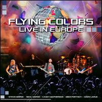 Live in Europe - Flying Colors