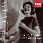 Live in London 1961 & 1962