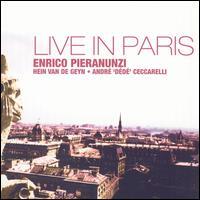 Live in Paris - Enrico Pieranunzi