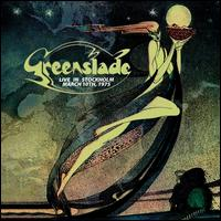 Live in Stockholm, March 10th, 1975 - Greenslade
