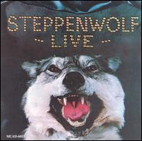 Live [MCA] - Steppenwolf