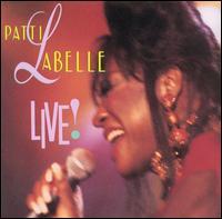 Live! - Patti LaBelle