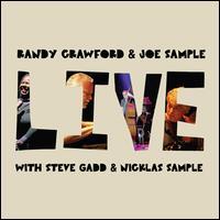 Live - Randy Crawford/Joe Sample