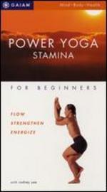 Living Yoga: Power Yoga for Beginners - Stamina
