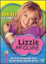 Lizzie McGuire Box Set, Vol. 1 [4 Discs]