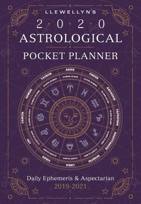 Llewellyn's 2020 Astrological Pocket Planner: Daily Ephemeris and Aspectarian 2019-2021 - Llewellyn