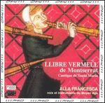 Llibre Vermell de Montserrat: Cantigas de Santa María