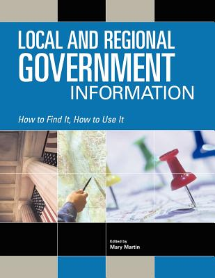 Local and Regional Government Information - Martin, Mary