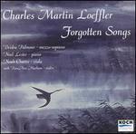 Loeffler: Forgotten Songs