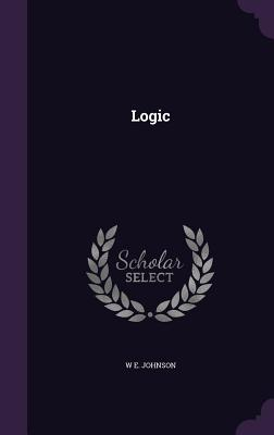 Logic - Johnson, W E