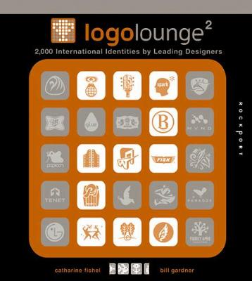 Logolounge 2 (Mini): 2,000 International Identities by Leading Designers - Fishel, Catharine, and Gardner, Bill