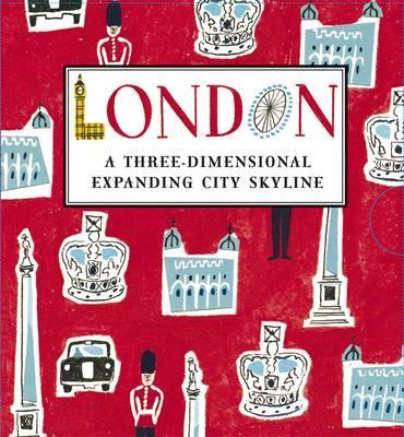London: A Three-dimensional Expanding City Skyline - McMenemy, Sarah