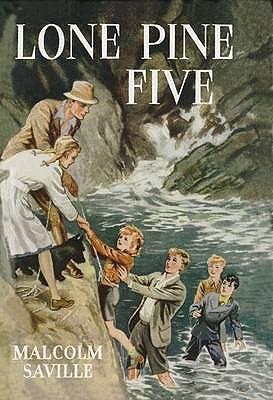 Lone Pine Five - Saville, Malcolm