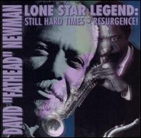 Lone Star Legend - David Newman