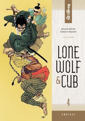 Lone Wolf and Cub Omnibus Volume 4 - Koike, Kazuo
