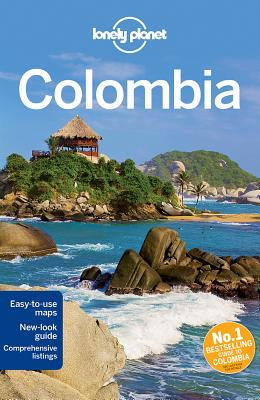 Lonely Planet Colombia - Lonely Planet, and Raub, Kevin, and Egerton, Alex